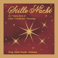 Orig.Stille-Nacht-Solisten – Stille Nacht in 7 Sprachen & Chor - Orchester - Fassung