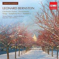 Paavo Jarvi, City Of Birmingham Symphony Orchestra – American Classics: Leonard Bernstein; 1600 Pennsylvania Avenue; Symphony No.3; Chichester Psalms