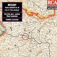 Géza Anda – Mozart: Piano Concertos No. 20+21