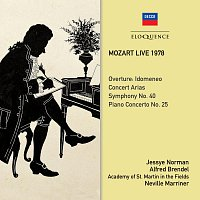 Jessye Norman, Alfred Brendel, Academy of St. Martin in the Fields – Mozart Live 1978