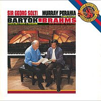 Sir Georg Solti, Murray Perahia, Johannes Brahms, Georg Solti – Bartók:  Sonata for Two Pianos and Percussion & Brahms:  Variations on a Theme by Haydn for Two Pianos, Op. 56b