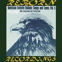 Pete Seeger – American Favorite Ballads, Vol. 5 (HD Remastered)