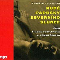 Simona Postlerová, Roman Štolpa – Rudé paprsky severního slunce (MP3-CD)
