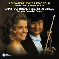 Anne-Sophie Mutter – Lalo: Symphonie espagnole, Op. 21 - de Sarasate: Zigeunerweisen, Op. 20