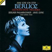 Anne Sofie von Otter, Berliner Philharmoniker, James Levine – Berlioz: Les Nuits d'éte; Mélodies