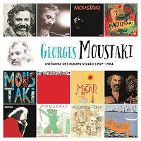 Georges Moustaki – L'intégrale des albums studio 1969 - 1984