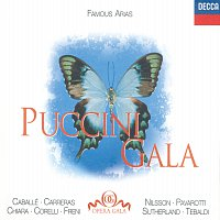Montserrat Caballé, Maria Chiara, Mirella Freni, Birgit Nilsson, Renata Tebaldi – Puccini Gala