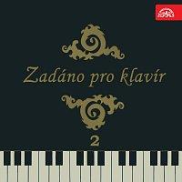 Jan Drtina, Valentina Kameníková, Ilja Hurník – Zadáno pro klavír (Toman, Čajkovskij, Mendelssohn-Bartholdy, Debussy, Schumann)