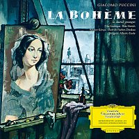 Rita Streich, Pilar Lorengar, Sándor Kónya, Dietrich Fischer-Dieskau – Puccini: La Boheme - Highlights [Sung in German]
