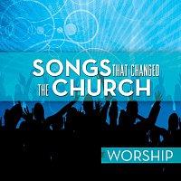 Různí interpreti – Songs That Changed The Church - Worship