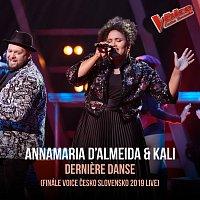 Annamaria d'Almeida, Kali – Derniere Danse (finále Voice Česko Slovensko 2019)