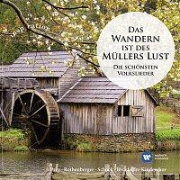 Hermann Prey, Solisten des Symphonie-Orchester Graunke, Willy Mattes – Das Wandern ist des Mullers Lust - Die schonsten Volkslieder