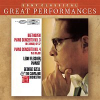 Leon Fleisher, The Cleveland Orchestra, George Szell – Beethoven: Piano Concertos Nos. 3 & 4 [Great Performances]