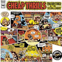 Big Brother & The Holding Company, Janis Joplin – Cheap Thrills