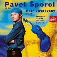 Pavel Šporcl, Petr Jiříkovský – Houslový recitál