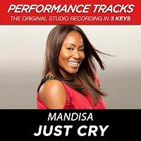 Mandisa – Just Cry [Performance Tracks]