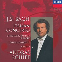András Schiff – Bach, J.S.: Italian Concerto; Four Duets; French Overture etc.