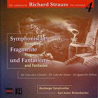 Bamberger Symphoniker, Karl Anton Rickenbacher – Symphonische Fragmente und Fantasien