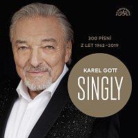 Karel Gott – Singly / 300 písní z let 1962-2019