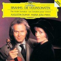 Augustin Dumay, Maria Joao Pires – Brahms: Sonatas for Violin and Piano