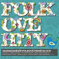 Různí interpreti – Folkové hity CD