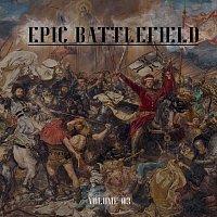 Přední strana obalu CD Epic Battlefield, Vol. 3