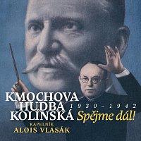 Přední strana obalu CD Spějme dál! 1930 - 1942