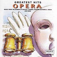 James Levine, Metropolitan Opera Orchestra, Giuseppe Verdi, Metropolitan Opera Chorus, Plácido Domingo – Greatest Hits: Opera