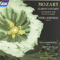 Emma Johnson, William Bennett, Osian Ellis, English Chamber Orchestra – Mozart: Clarinet Concerto; Concerto for Flute and Harp