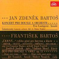 Různí interpreti – Bartoš Jan Zdeněk: Koncert pro housle a orchestr, Bartoš František: Černý...cyklus písní, Duo pro housle a violu