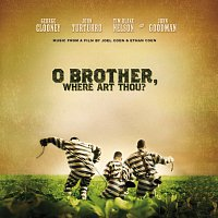 Přední strana obalu CD O Brother, Where Art Thou? [Soundtrack]