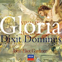 The Monteverdi Choir, English Baroque Soloists, John Eliot Gardiner – Vivaldi: Gloria / Handel: Dixit Dominus
