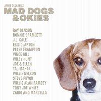 Přední strana obalu CD Jamie Oldaker's Mad Dogs & Okies