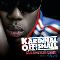 Přední strana obalu CD Dangerous
