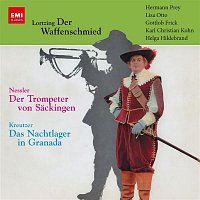 Hermann Prey, Gottlob Frick, Lisa Otto – Lortzing, Kreutzer, Nessler: Waffenschmied, Nachtlager, Trompeter