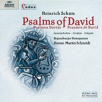 Die Regensburger Domspatzen, Blaserkreis Fur Alte Musik Hamburg, Ulsamer Collegium – Schutz: Psalms of David