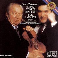 Isaac Stern, Pinchas Zukerman, Richard Killmer, Layton James, Saint Paul Chamber Orchestra – Bach & Vivaldi: Concerti for 2 Violins