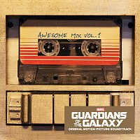 Přední strana obalu CD Guardians of the Galaxy: Awesome Mix Vol. 1 [Original Motion Picture Soundtrack]