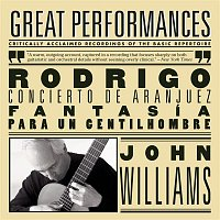 John Williams, Louis Frémaux, The Philharmonia Orchestra – Rodrigo: Concierto de Aranjuez & Fantasía para un Gentilhombre - Albéniz: Works Arranged for Guitar