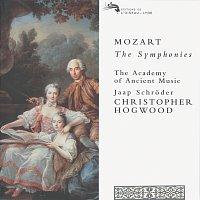 Přední strana obalu CD Mozart: The Symphonies [19 CDs]