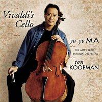 Ton Koopman, Yo-Yo Ma, Amsterdam Baroque Orchestra, Antonio Vivaldi – Vivaldi's Cello