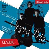 Barbora Šteflová, Štěpán Filípek, Ondrej Olos – Opera Trio: Works for Oboe Trio
