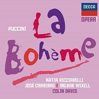 Katia Ricciarelli, José Carreras, Sir Colin Davis – Puccini: La Boheme