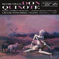Charles Munch, Richard Strauss, Boston Symphony Orchestra, Gregor Piatigorsky, Joseph de Pasquale, Richard Burgin – Strauss: Don Quixote, Op. 35