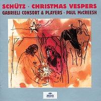Přední strana obalu CD Schutz: Christmas Vespers