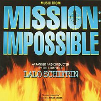 Lalo Schifrin – Music From Mission Impossible