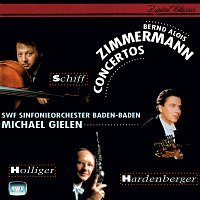 Michael Gielen, Heinrich Schiff, Heinz Holliger, Hakan Hardenberger – Zimmermann: Cello, Oboe and Trumpet Concertos; Canto di speranza