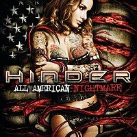 Přední strana obalu CD All American Nightmare