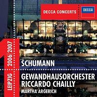 Martha Argerich, Gewandhausorchester Leipzig, Riccardo Chailly – Schumann: Piano Concerto / Symphony No.4