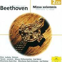 Margaret Price, Gundula Janowitz, Christa Ludwig, Wieslaw Ochman, Martti Talvela – Beethoven: Missa solemnis Op.123 - Messe Op.86